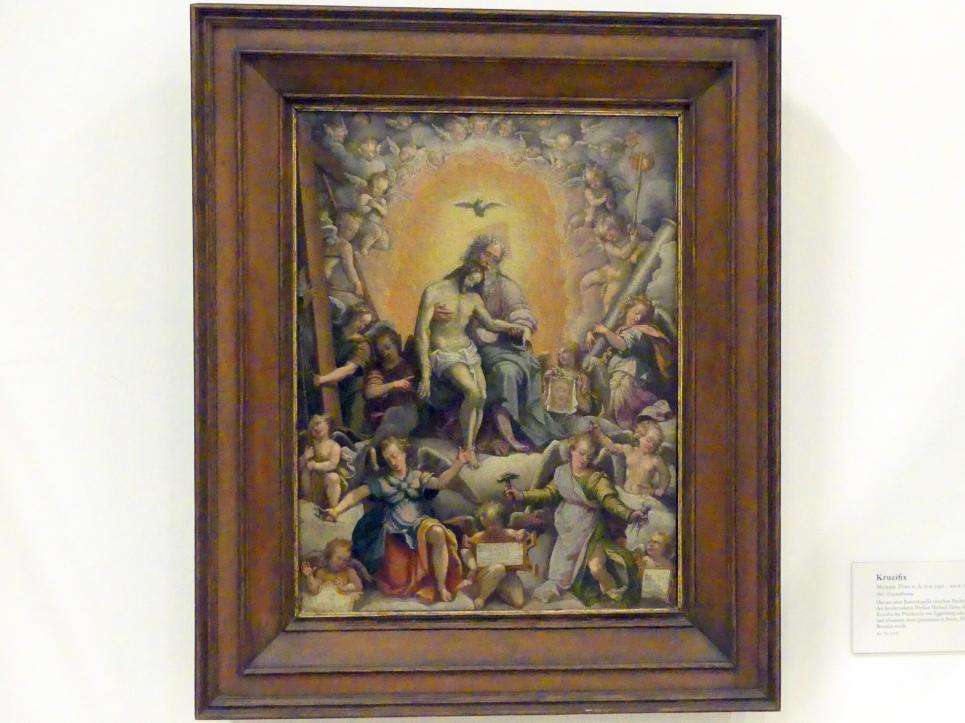 Allegorie der Passion Christi, Beginn 17. Jhd.