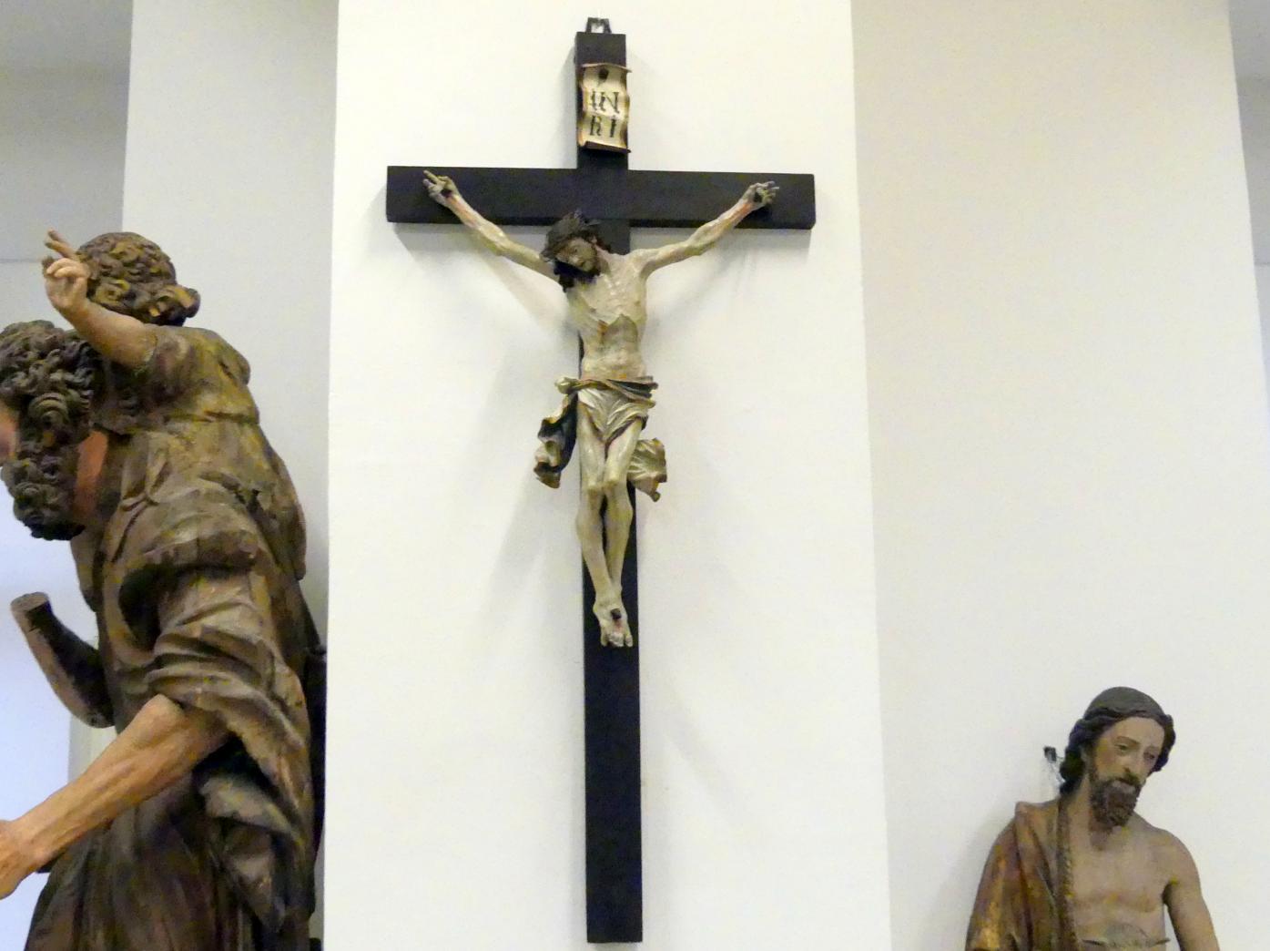 Johann Peter Schwanthaler der Ältere: Kruzifix, Undatiert