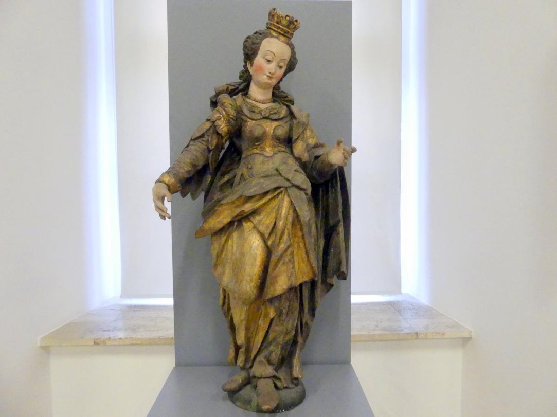 Martin Zürn: Weibliche Heilige, Undatiert