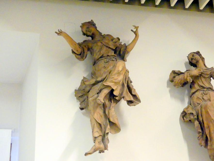 Johann Jakob Sattler: Allegorie der Spes (Hoffnung), Undatiert