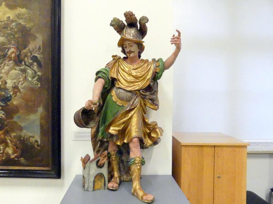 Johann Meinrad Guggenbichler: Hl. Florian, Undatiert