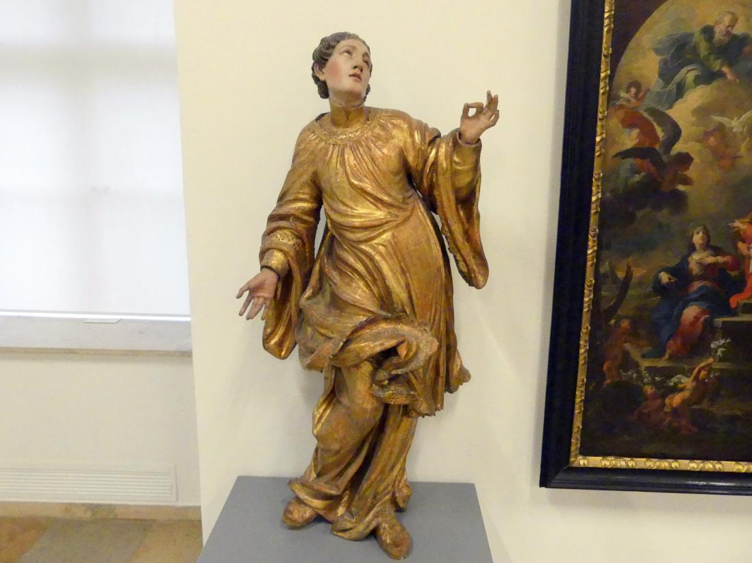 Jakob Auer: Hl. Aloisius, Undatiert