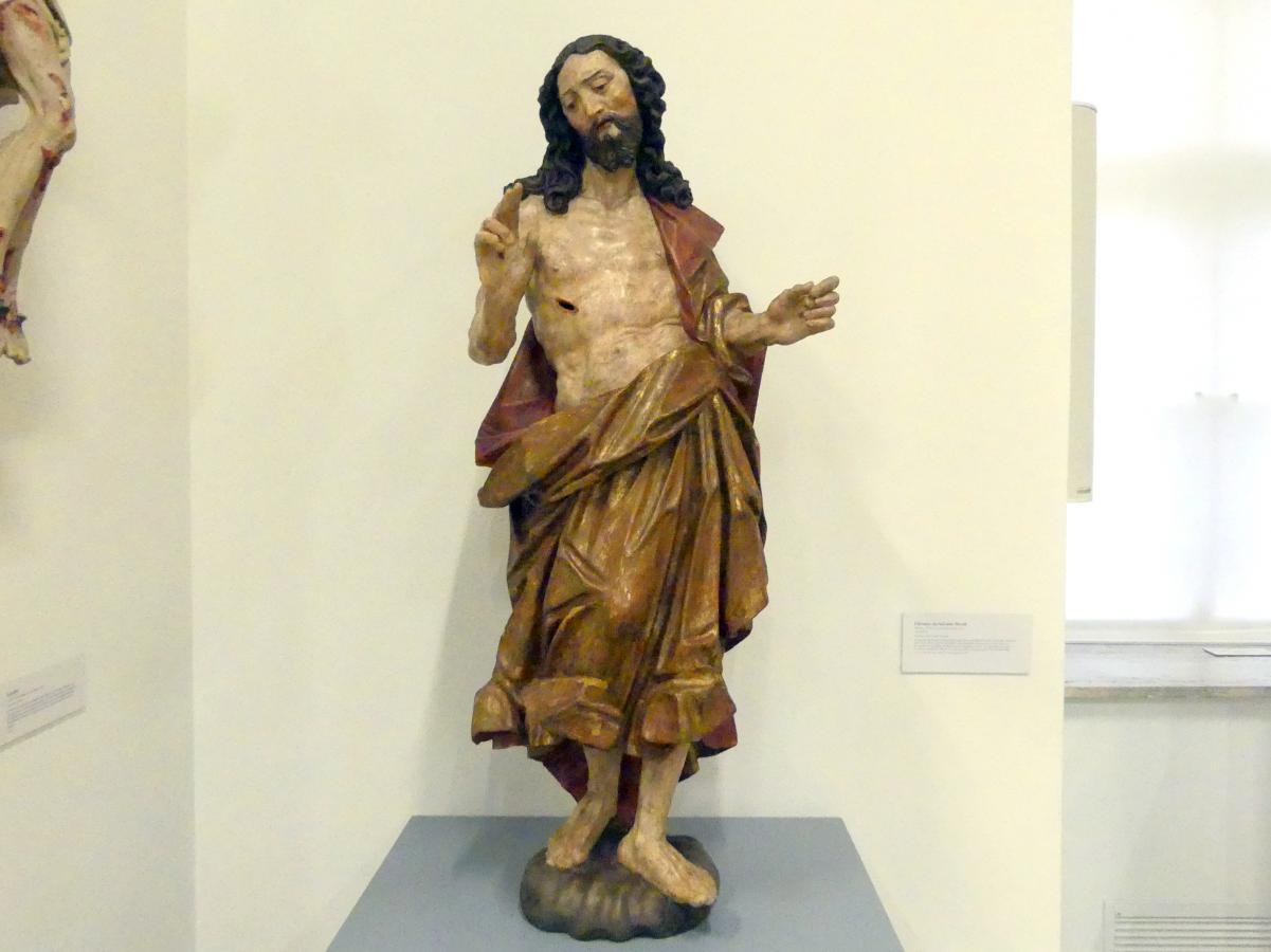 Michael Zürn der Ältere: Christus als Salvator Mundi, Um 1645 - 1650
