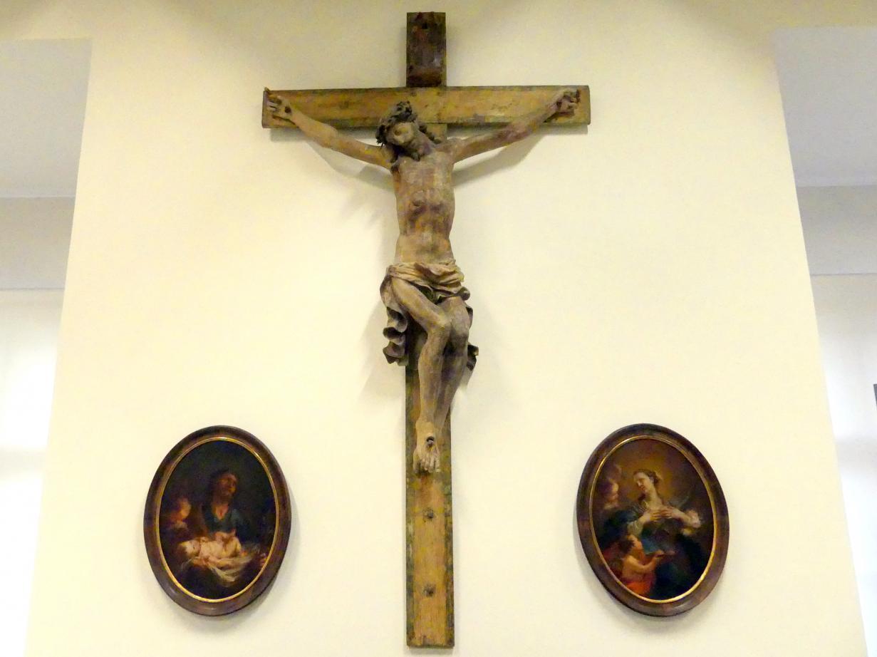 Kruzifix, Letztes Viertel 17. Jhd.