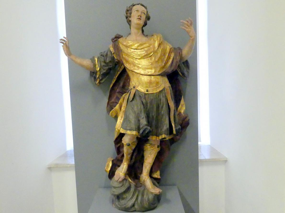 Heiliger in Verzückung, Um 1730