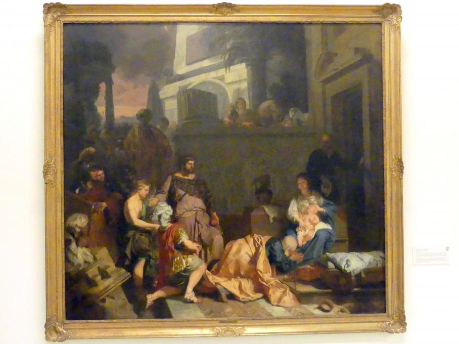 Gerard de Lairesse: Anbetung der Könige, Undatiert