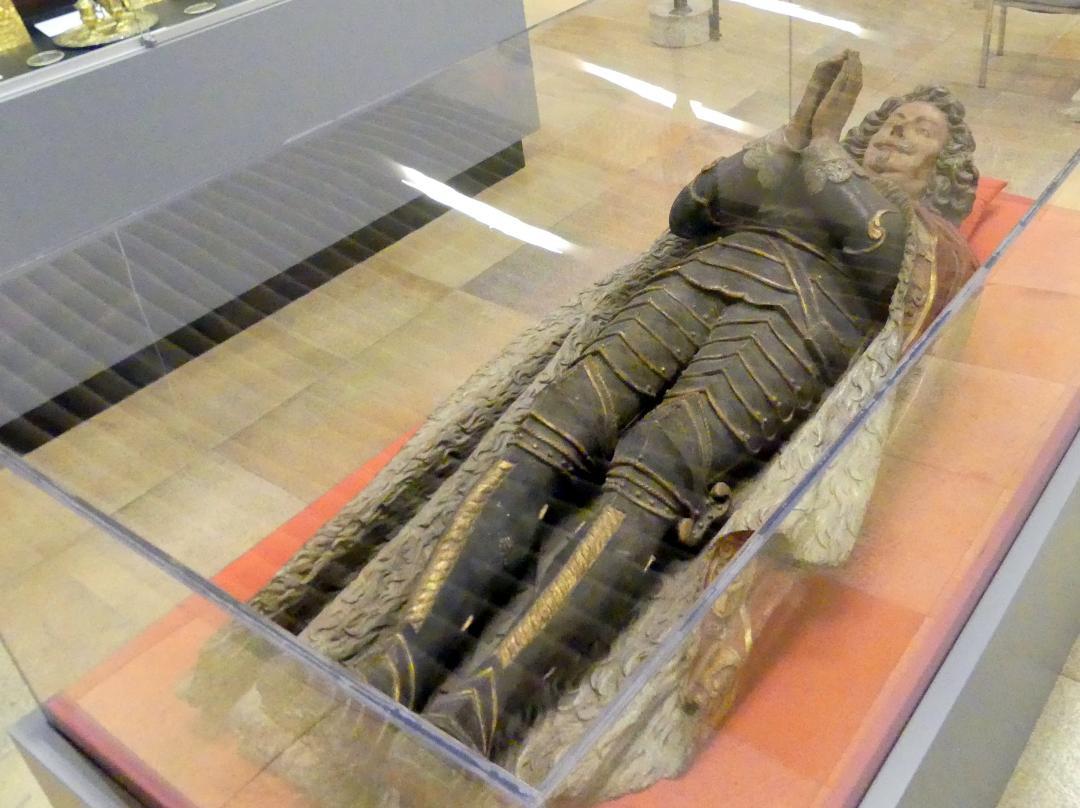 Michael Zürn der Ältere: Grabfigur des Grafen Franz Christoph Khevenhüller, Undatiert