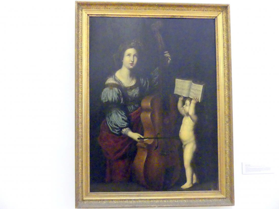 Domenichino (Domenico Zampieri) (Kopie): Hl. Cäcilie, Undatiert