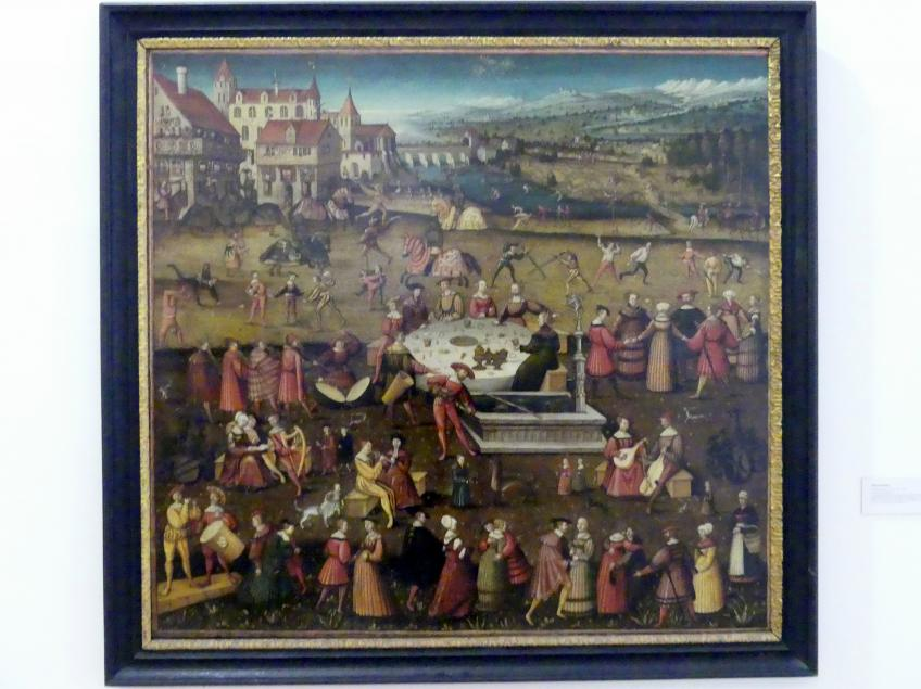Wilhelm Ziegler: Patrizierfest, 1538