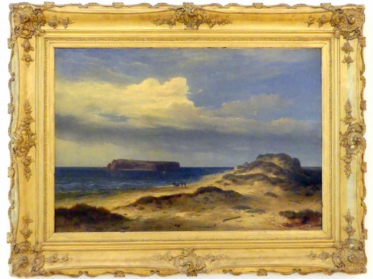 Franz Steinfeld: Ansicht der Insel Helgoland, Undatiert