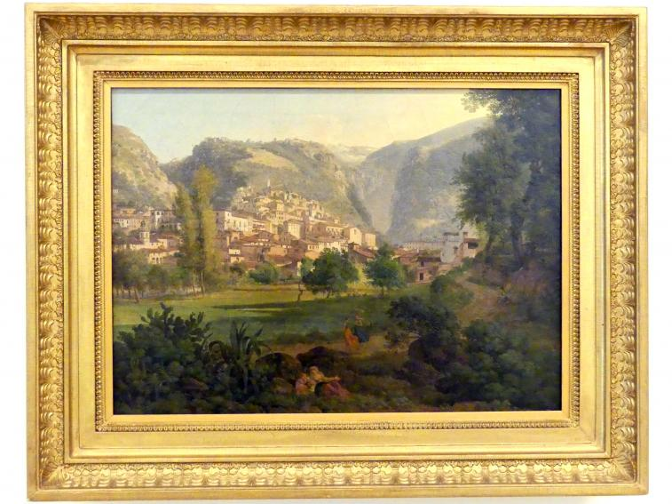 Josef Rebell: Piedimonte Matese (Provinz Caserta), 1817