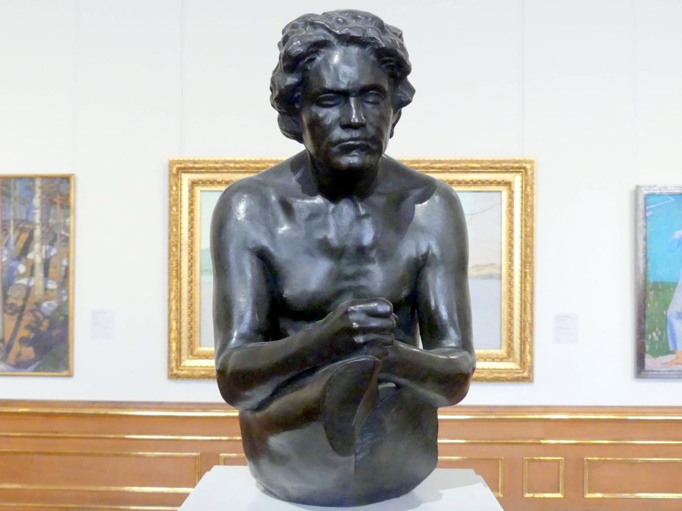 Max Klinger: Beethoven, 1907