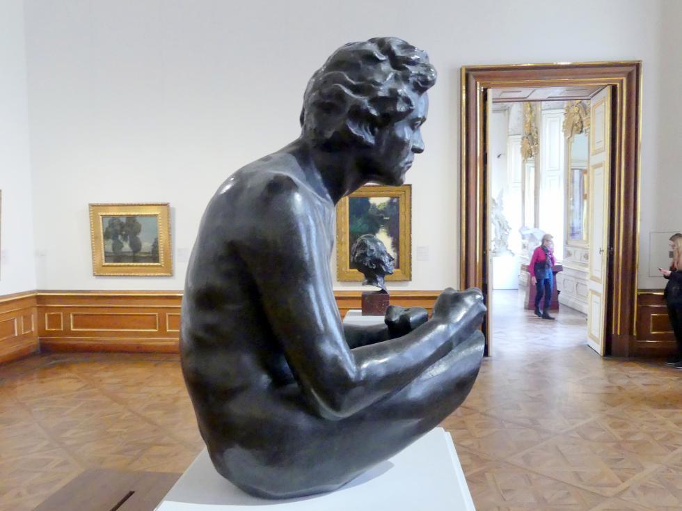 Max Klinger: Beethoven, 1907, Bild 5/7