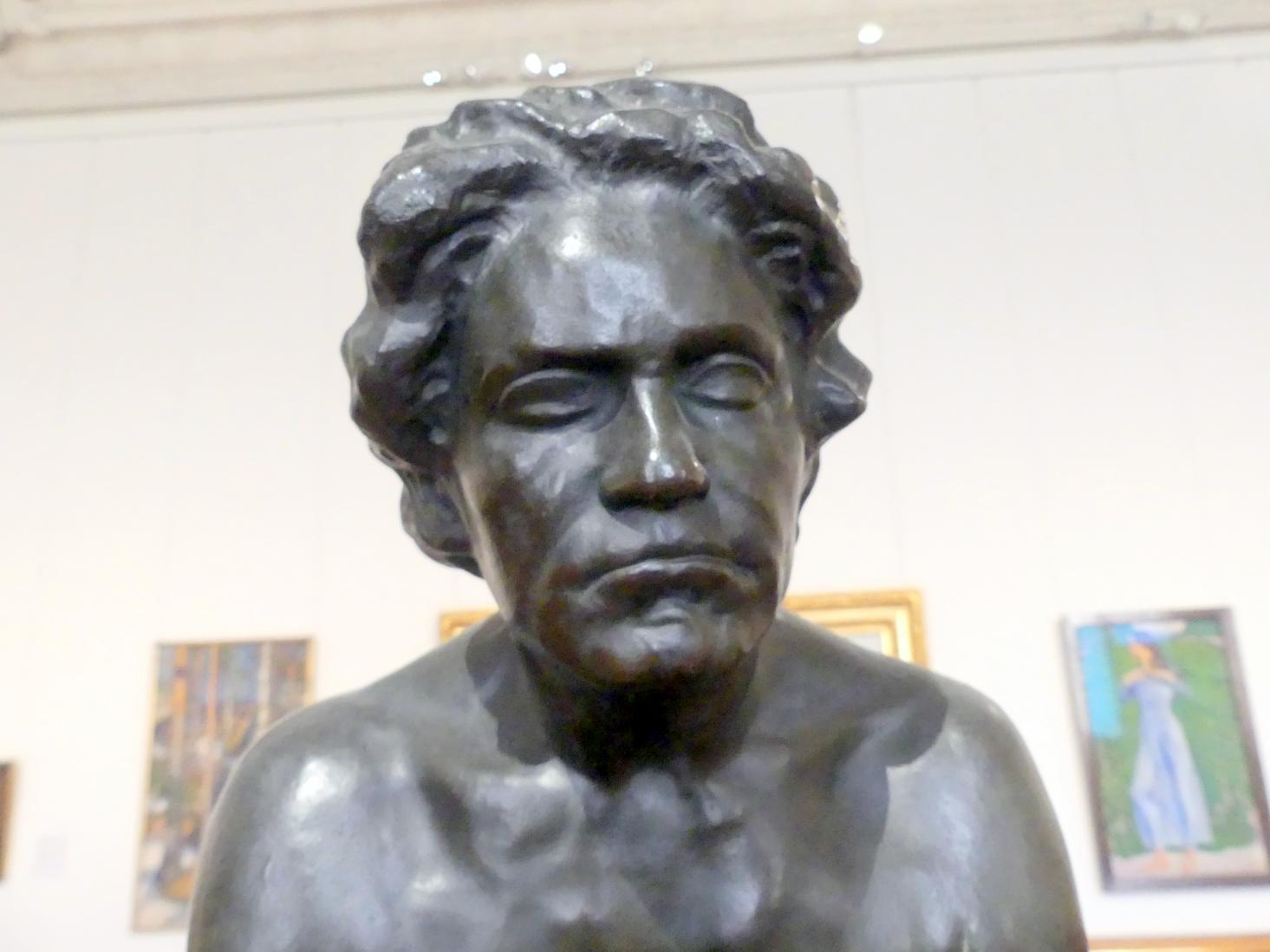 Max Klinger: Beethoven, 1907, Bild 6/7