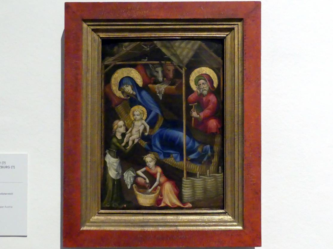 Geburt Christi, Um 1400