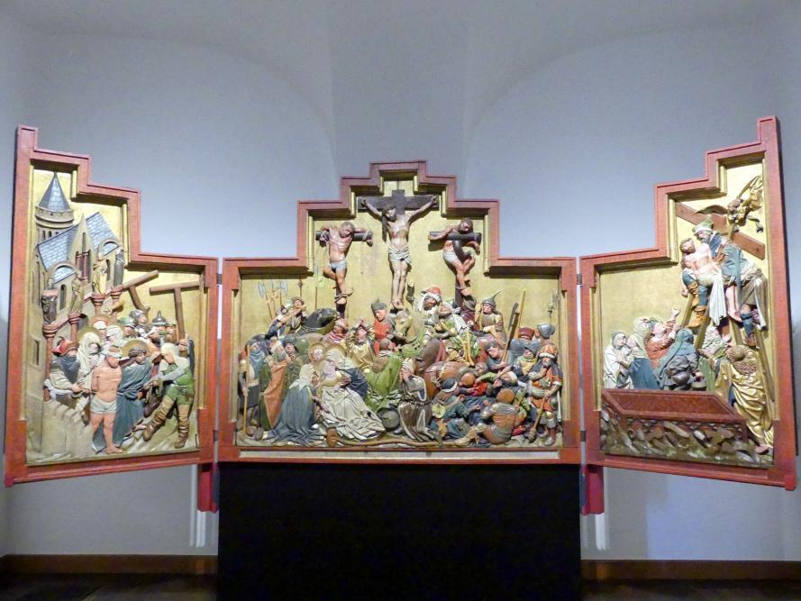 Znaimer Altar, um 1440 - 1445