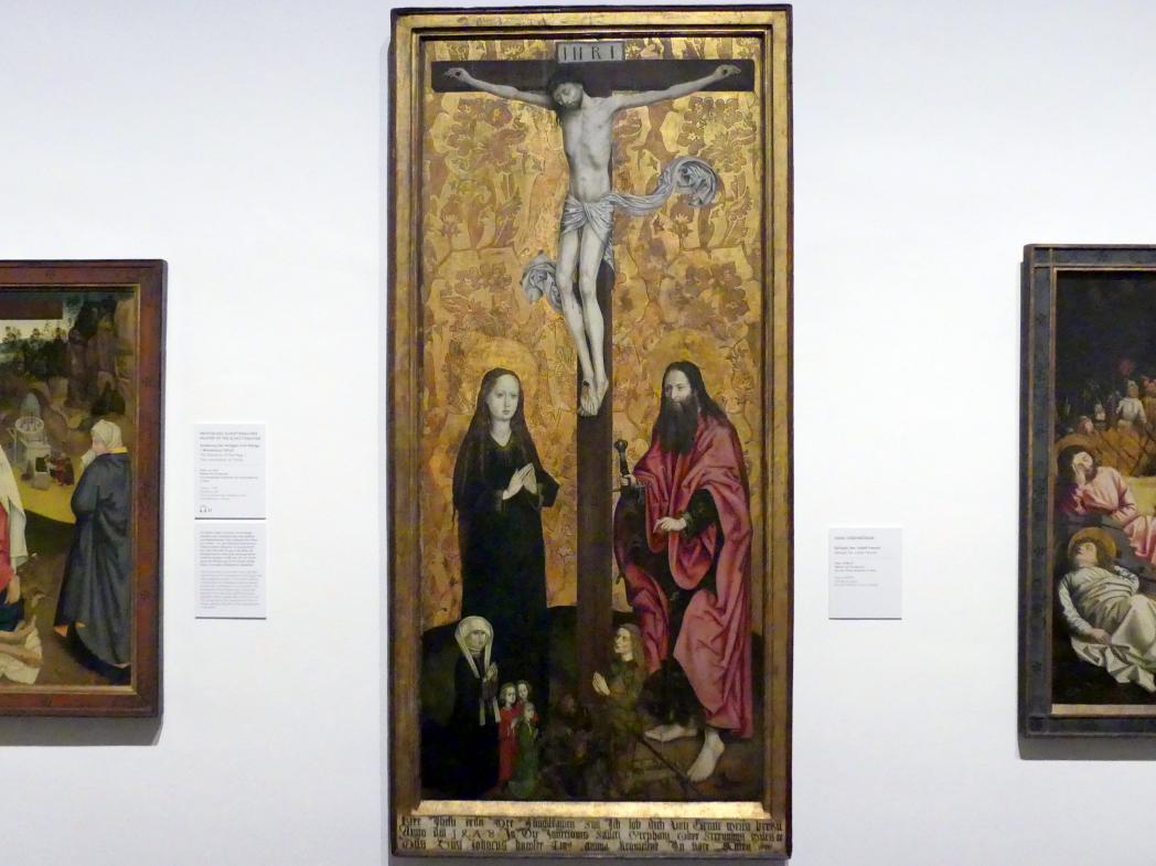 Hans Siebenbürger: Epitaph des Jodok Hauser, 1478 - 1479