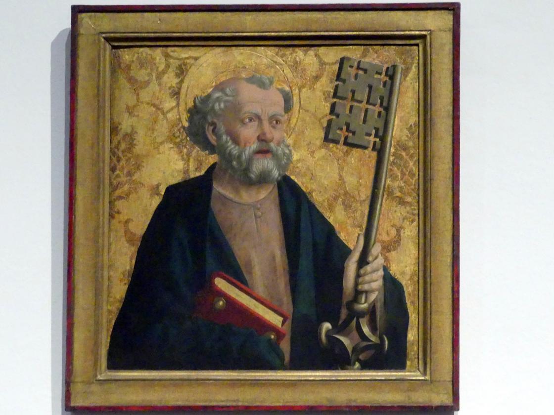 Michael Pacher: Hl. Petrus, Um 1465