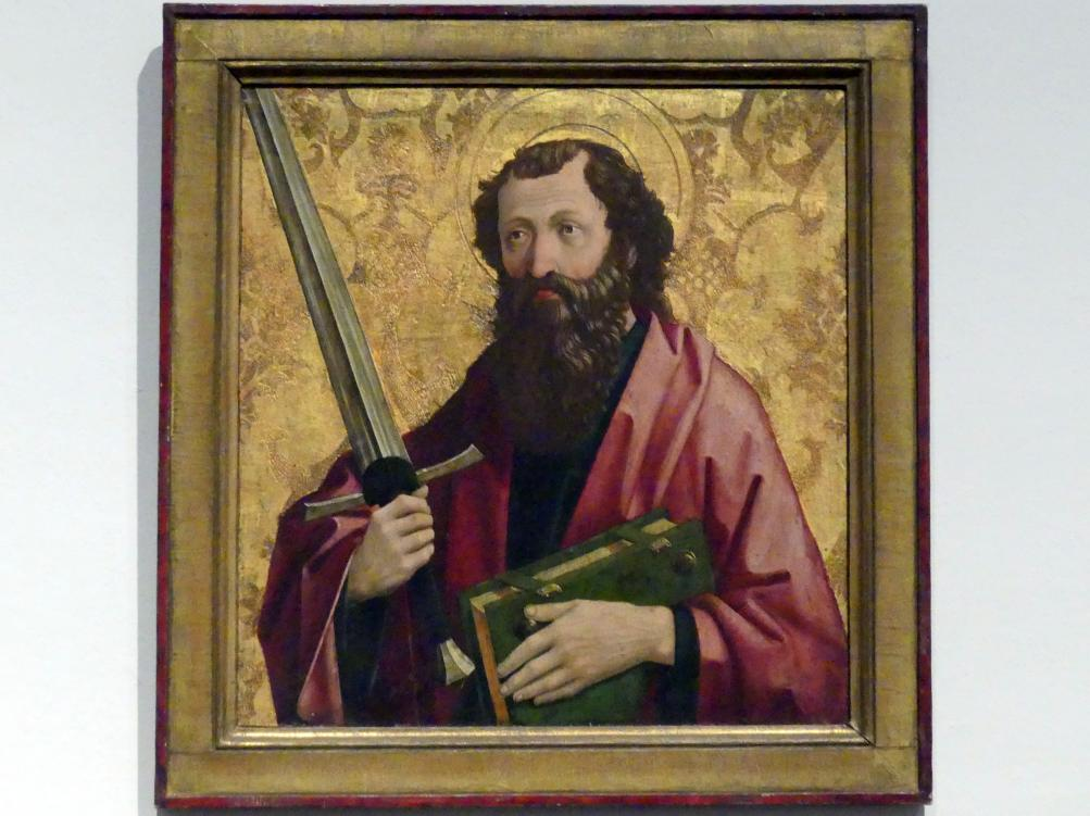 Michael Pacher: Hl. Paulus, um 1465