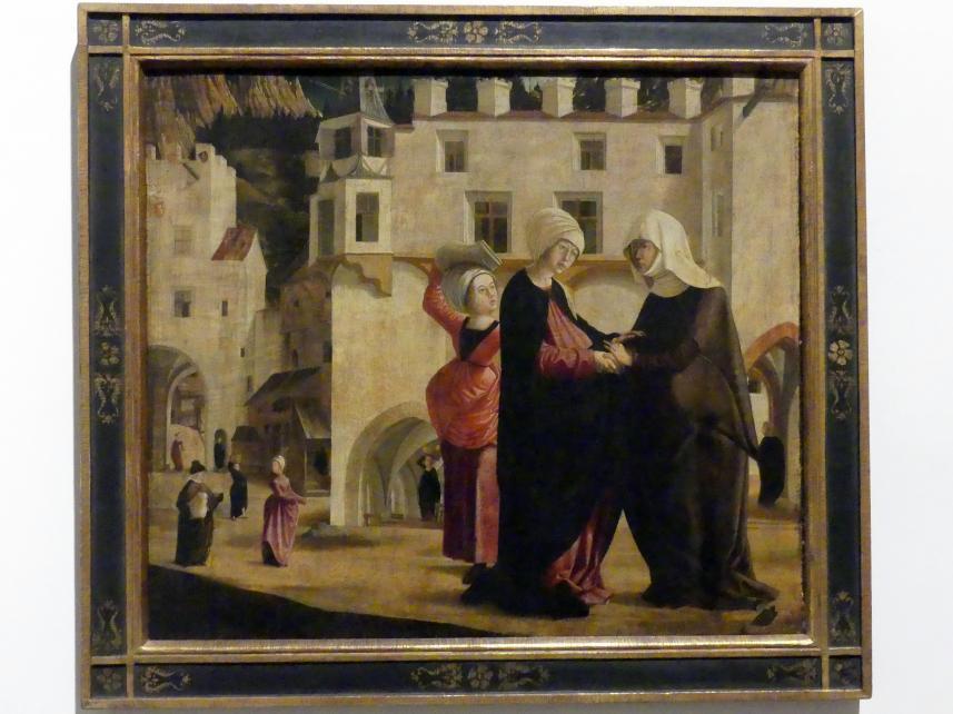 Marx Reichlich: Mariä Heimsuchung, 1502