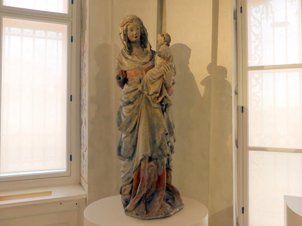Wiener Neustädter Madonna, um 1310