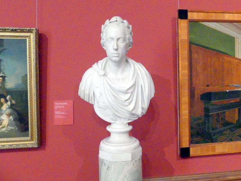 Franz Anton von Zauner: Kaiser Franz II. (I.), 1796