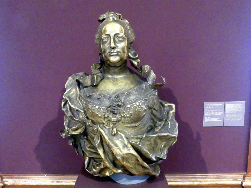 Franz Xaver Messerschmidt: Maria Theresia, um 1760