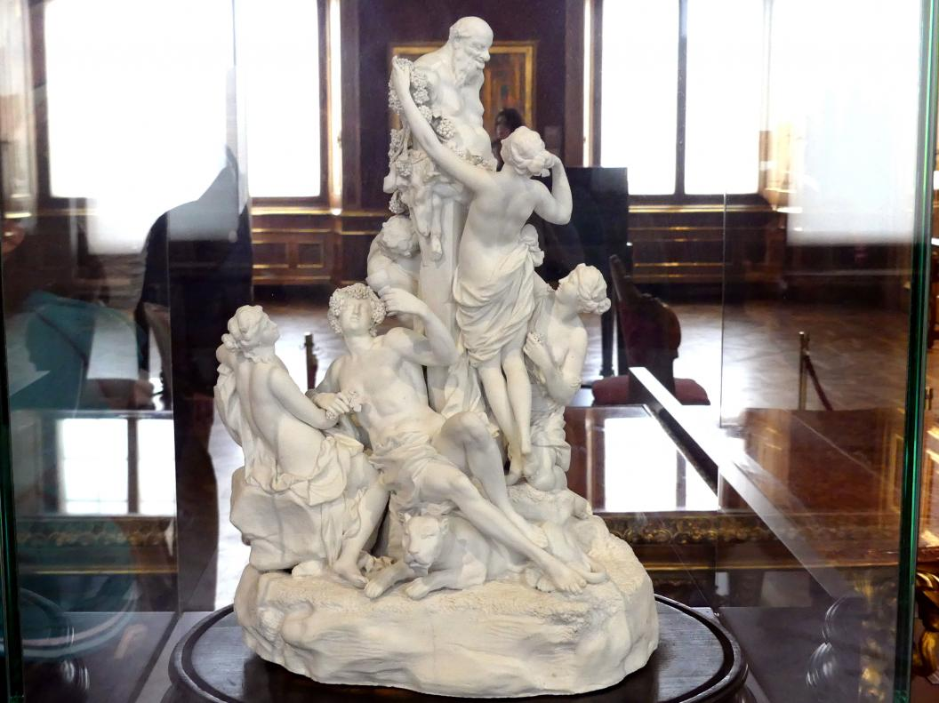Anton Grassi: Bacchische Szene, 1781