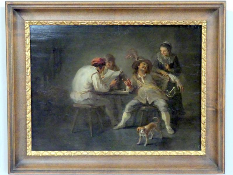 Martin Johann Schmidt (Kremser Schmidt): Wirtshausszene, 1781