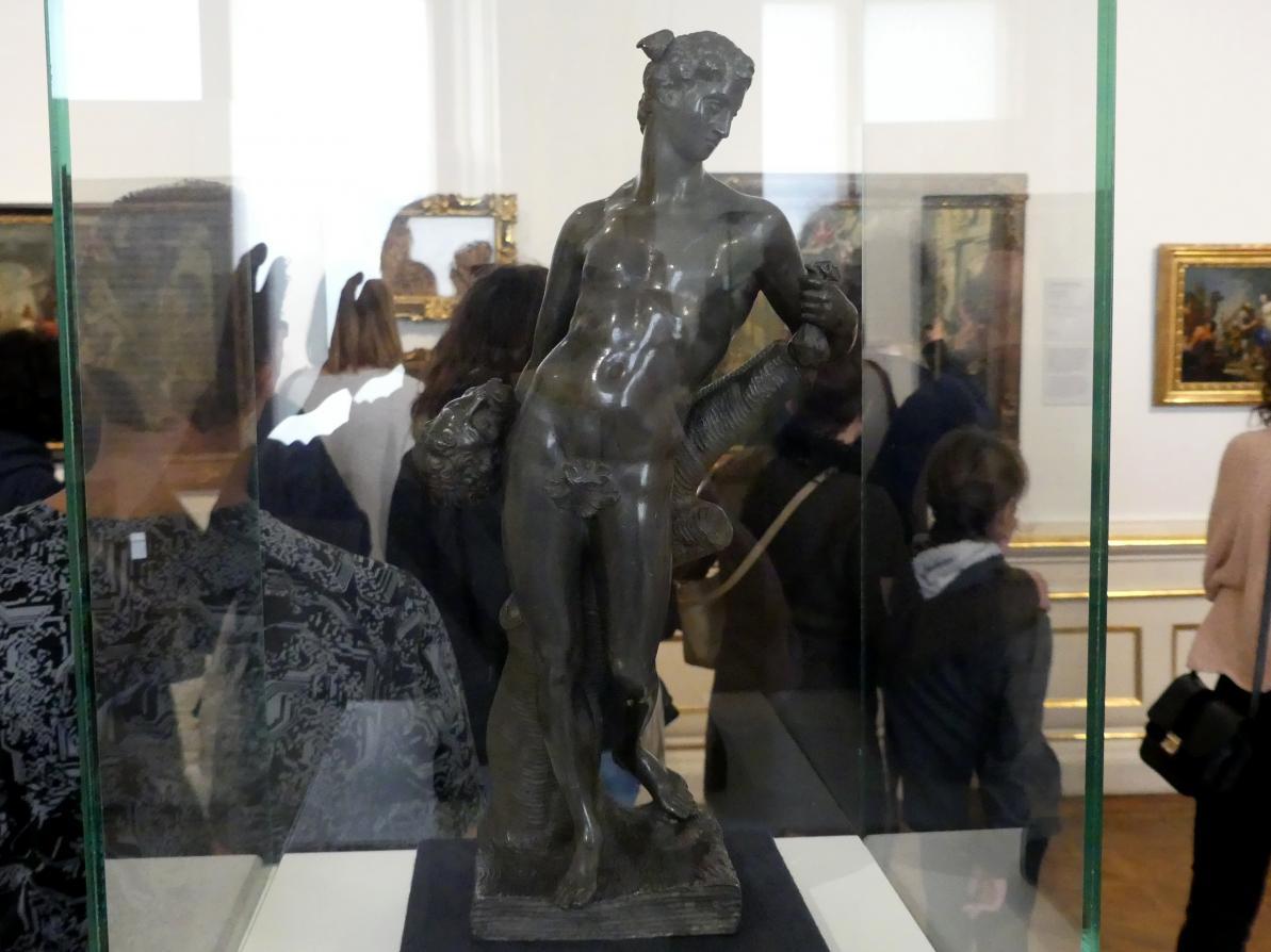 Georg Raphael Donner: Merkur, Um 1738 - 1739
