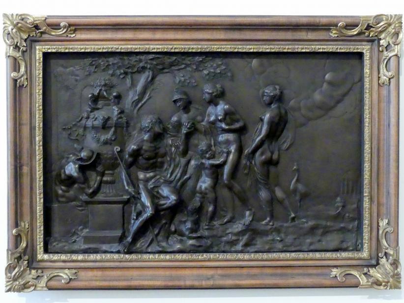 Georg Raphael Donner: Das Urteil des Paris, Um 1735