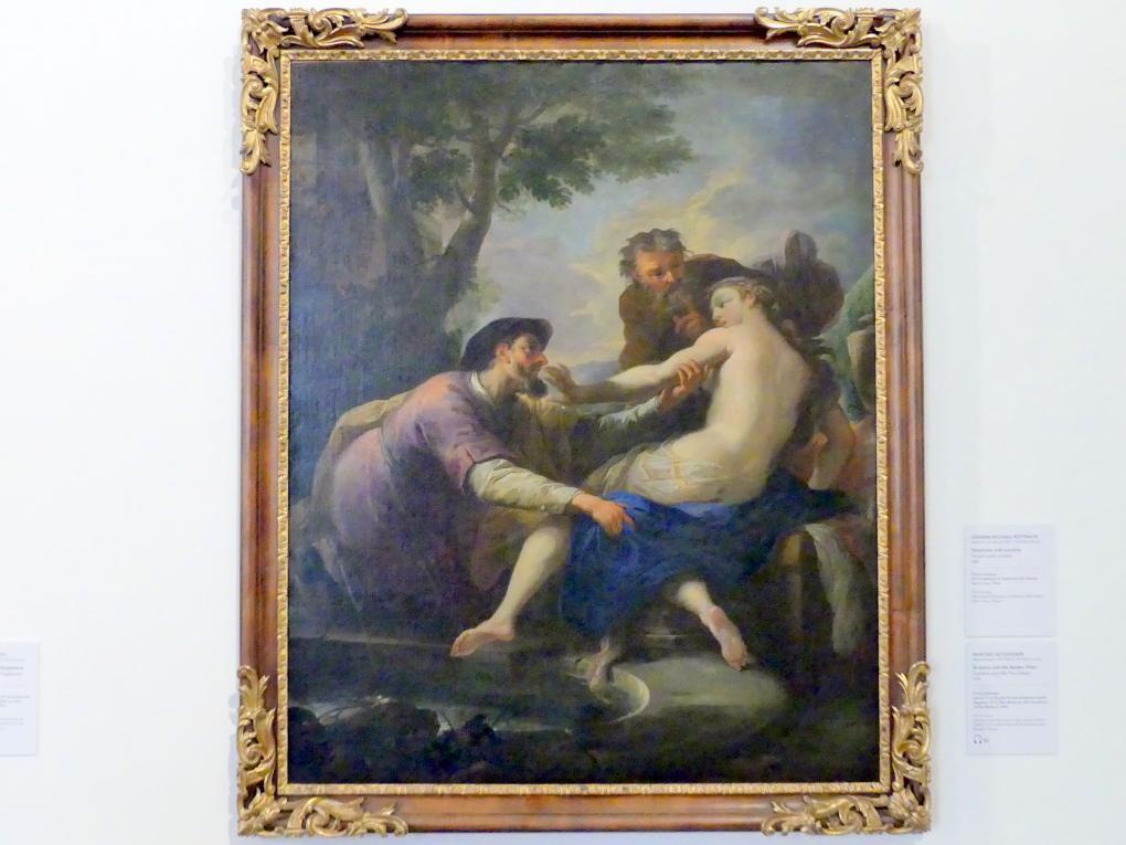Martino Altomonte: Susanna und die beiden Alten, 1709