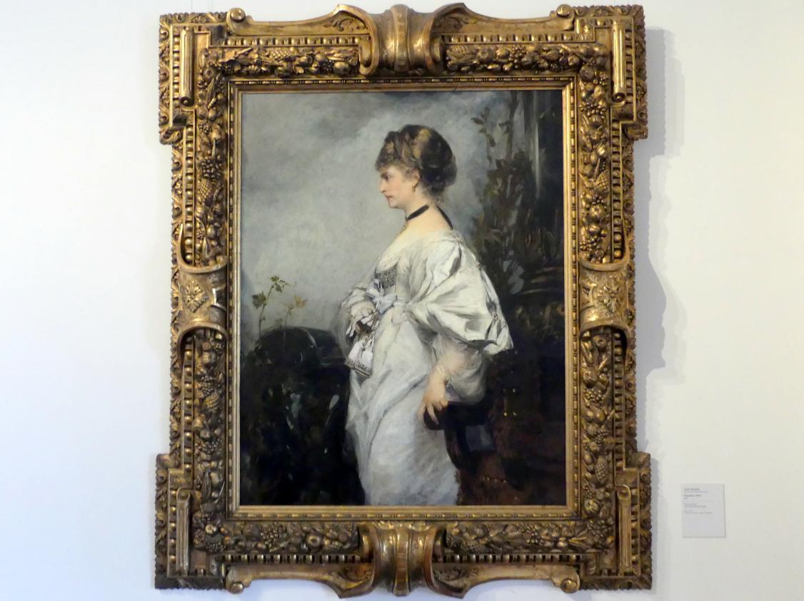 Hans Makart: Magdalena Plach, 1870
