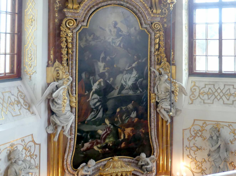 Francesco Solimena: Auferstehung Christi, 1720