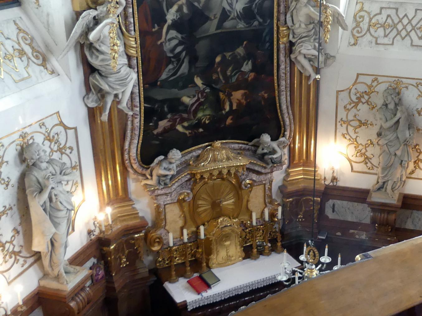 Domenico Parodi: Johannes der Täufer und Apostel Petrus, Undatiert