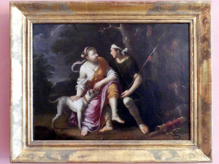 Johann Heiss: Venus und Adonis, Undatiert