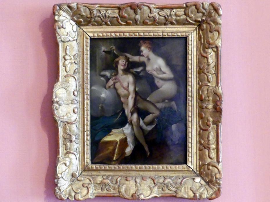 Joseph Heintz der Ältere: Amor und Psyche, 1605 - 1606