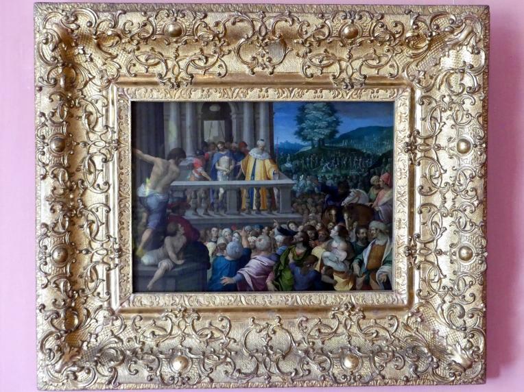 Hans Hauser von Aach: Ecce Homo, um 1600