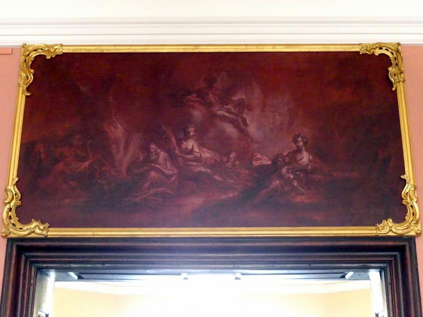Joseph Christ: Das Goldene Zeitalter, um 1770