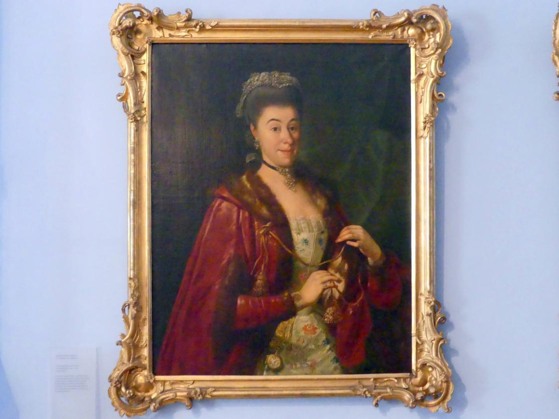 Franz Joseph Degle: Catharina Barbara Liebert Edle von Liebenhofen (1740-1820), Undatiert