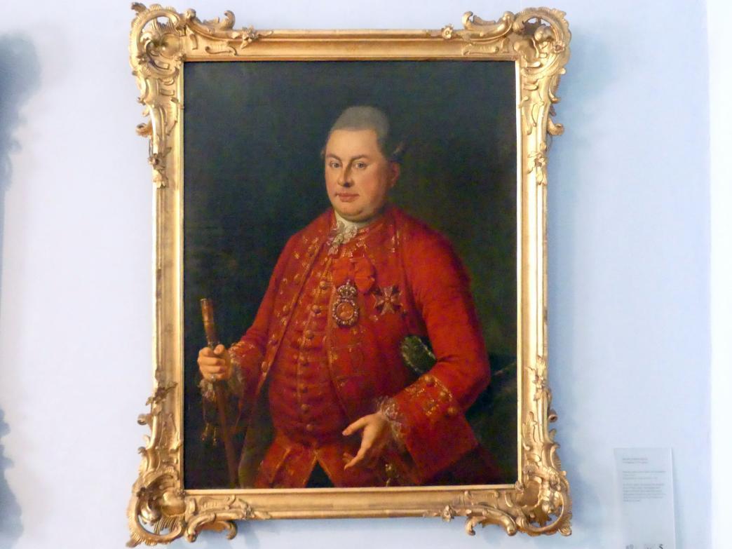 Franz Joseph Degle: Benedikt Adam Liebert Edler von Liebenhofen (1730-1810), Undatiert
