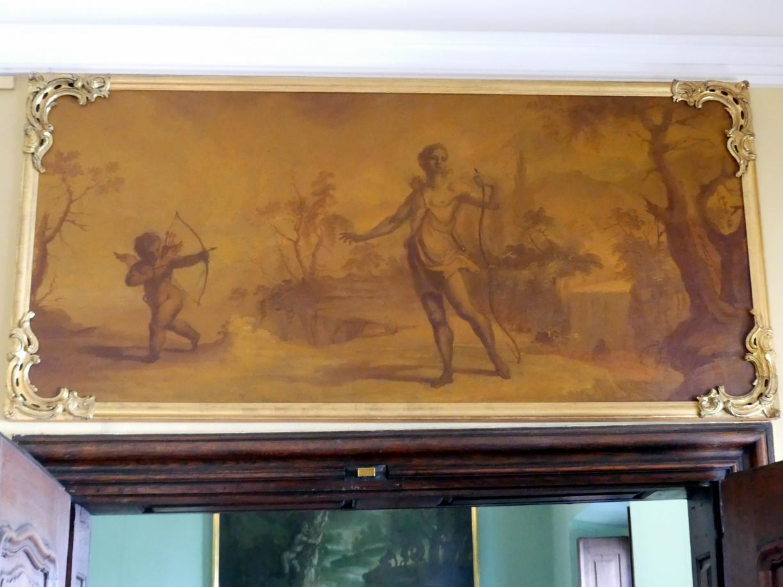 Joseph Christ: Apollo und Amors Streit, um 1770