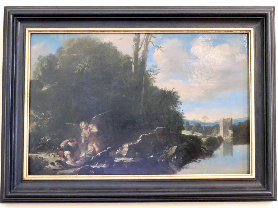 Johann Hulsman: Tobias und der Engel, 1637
