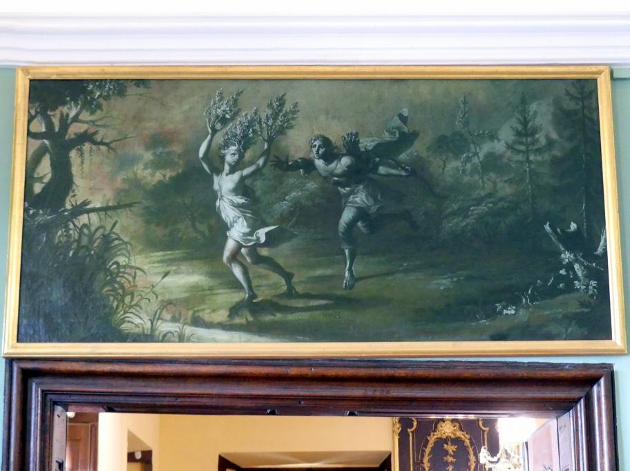 Joseph Christ: Apollo und Daphne, um 1770