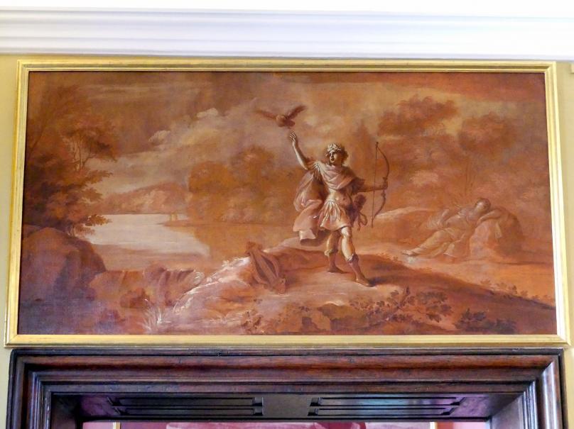 Joseph Christ: Apollo, Coronis und der Rabe, Um 1770