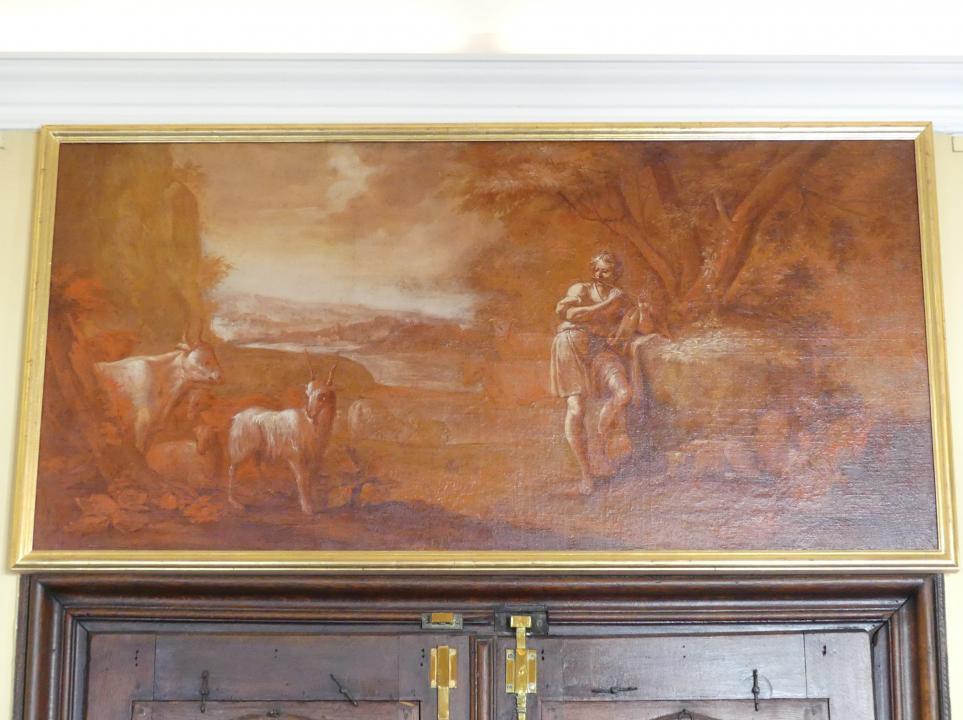 Joseph Christ: Apollo und die Herden des Admetus, Um 1770