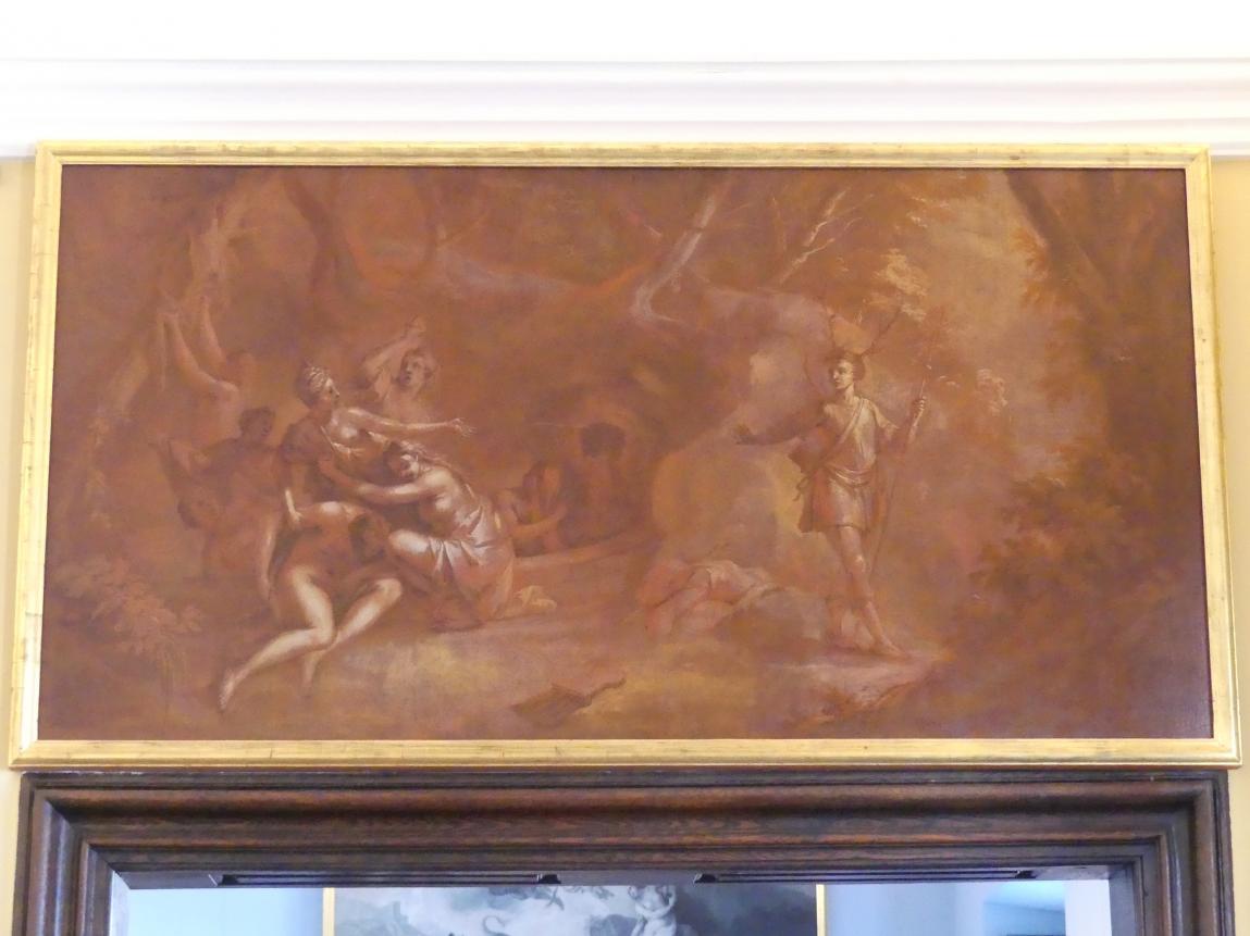 Joseph Christ: Diana und Actaeon, Um 1770