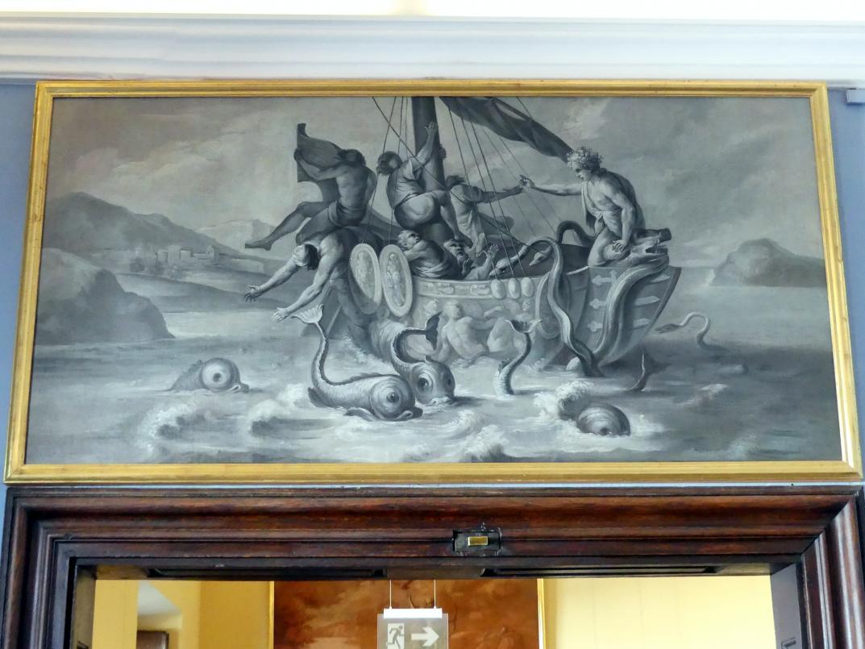 Joseph Christ: Bacchus und die Seeleute, Um 1770