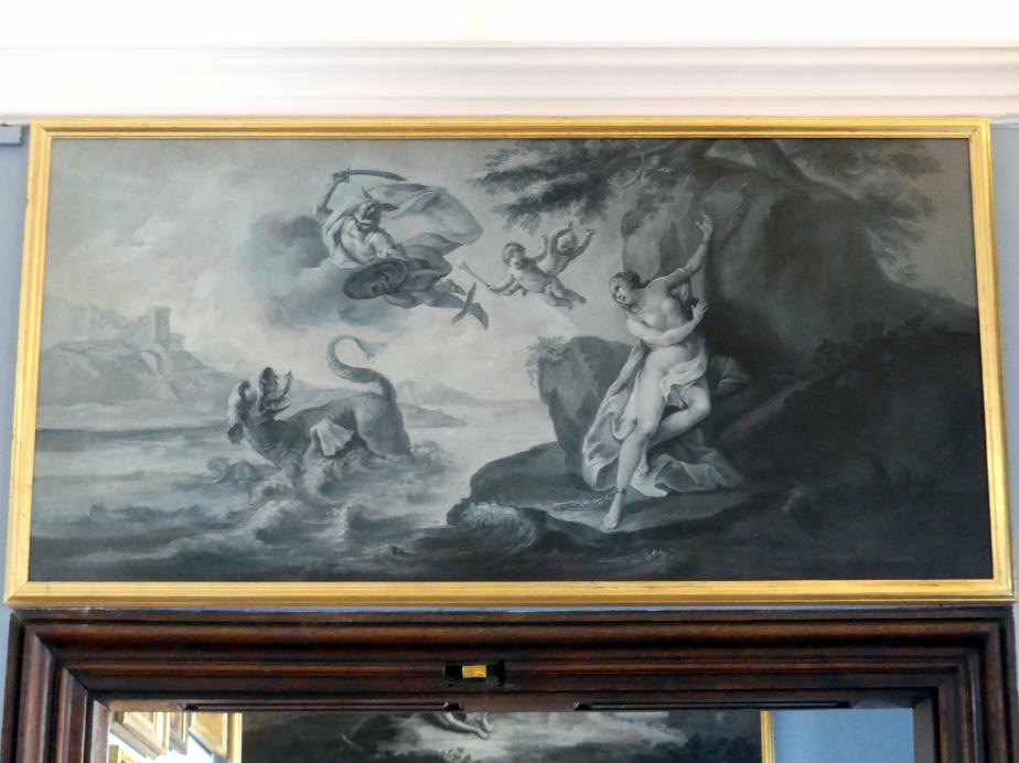 Joseph Christ: Perseus und Andromeda, Um 1770