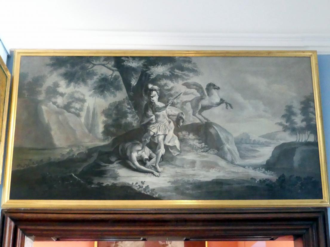 Joseph Christ: Perseus, Medusa und Pegasus, Um 1770